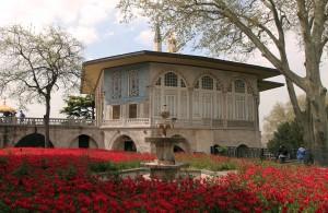 The Baghdad Pavilion.
