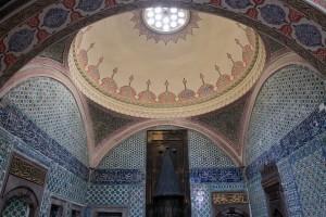 Room inside the Harem.
