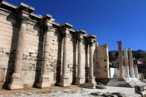 Hadrian's Library.