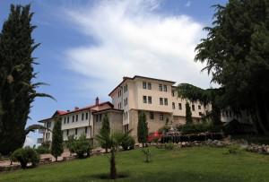 St. Naum Monastery.
