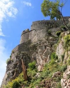 Forte Mare in Herceg Novi.