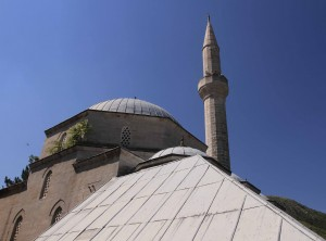 Koski Mehmed-Pasha's Mosque, which was built in the seventeenth-century AD.
