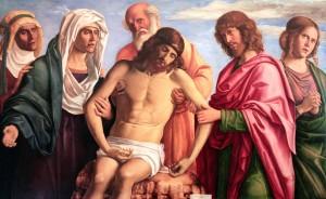 'Pieta' by Giambattista Cima da Conegliano.