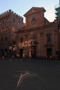 """Santa Trinita (""""Holy Trinity"""") Church."""