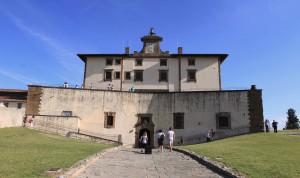Forte dei Belvedere.