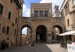 The Cassa di Risparmio.