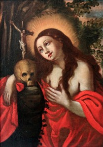 'Penitent Magdalene' by an Emilian painter from the 17th-century AD.