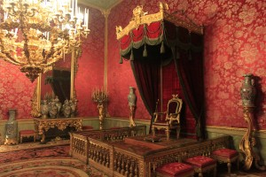 The Sala del Trono (during the Medicean Period this was the audience room of the apartment of the Grand Prince Ferdinando).