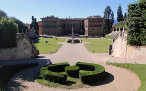Boboli Gardens - the gardens behind the Pitti Palace.