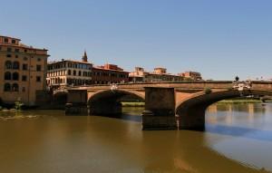 The Ponte Santa Trinita.