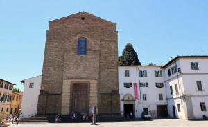 The Chiesa di Santa Maria del Carmine, a church of the Carmelite Order.
