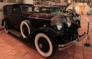 1927 Rolls Royce Phantom I.