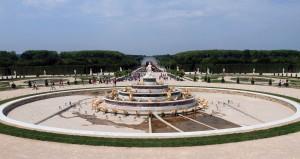 Latona Fountain and Parerre.