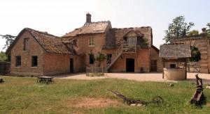 A farm in the Queen's Hamlet.