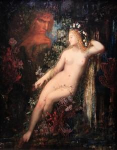 'Galatea' by Gustave Moreau (1880 AD).