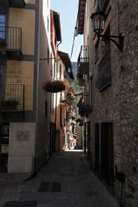 Street in Andorra la Vella.