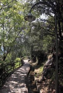 The Rec del Solà trail.