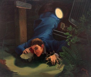 'Self-Portrait' by Alfonso Ponce de Leon (1936 AD).