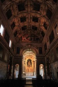 The Madre de Deus Convent - part of the National Azulejo Museum.