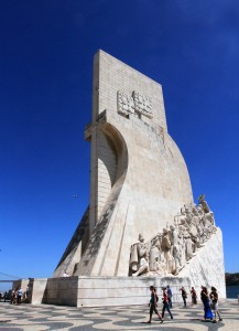 The Monument of the Discoveries.