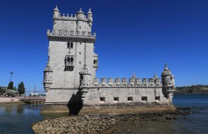 Another view of Belem Tower.
