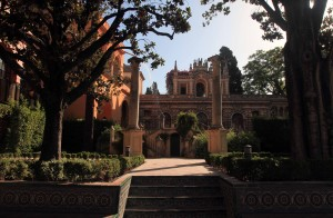 "The Jardín de la Danza (""Garden of the Dance"")."