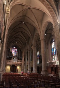 Another view inside the Cathedral.