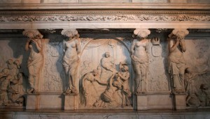 Relief on the Tribunal in the Royal Palace.