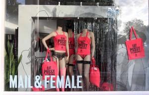 A classy shop found in Amsterdam.