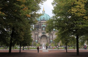 One last view of the Berlin Cathedral.