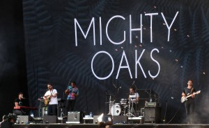 The Mighty Oaks.