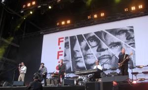 Franz Ferdinand & Sparks (FFS).