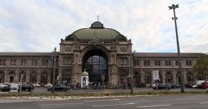 Nuremberg Main Railway Station.