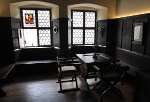 "The ""Wanderer Room"" inside the Albrecht Dürer House."