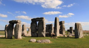 Stonehenge is believed to have been built during the Neolithic and Bronze Ages (3100-2000 BC).