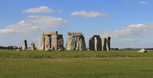 Another view of Stonehenge.