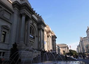 """The Metropolitan Museum of Art (or """"Met"""" for short)."""