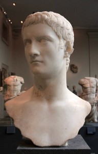 """I have existed from the morning of the world and I shall exist until the last star falls from the night. Although I have taken the form of Gaius Caligula, I am all men as I am no man and therefore I am a god."" (Roman, ca. 37-41 AD)."