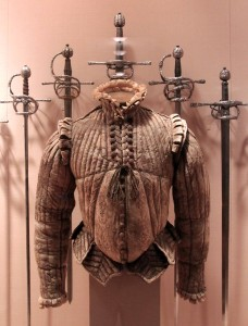 Fencing doublet (Western Europe, ca. 1580 AD).