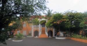 Government office building in Kralendijk.