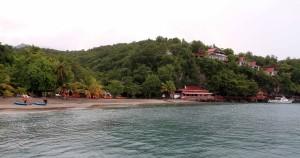 Anse Cochon Cove.