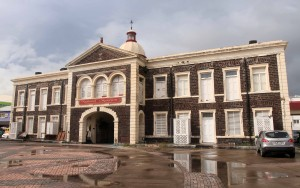 The National Museum for Saint Kitts and Nevis, located in Basseterre.