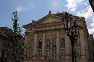 The Estates Theater.