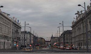 Schwarzenbergplatz in Vienna.