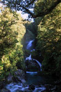 Mackay Falls.