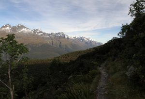More of the mountains along the Routeburn Track.