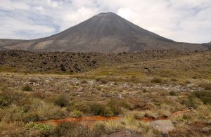 Yet another view of Mount Ngauruhoe.