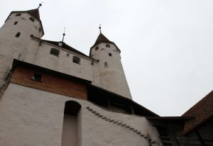Thun Castle (built in the 12th-century AD).