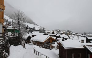 Another view of Mürren.
