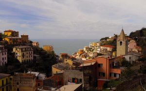 Another view of Riomaggiore.